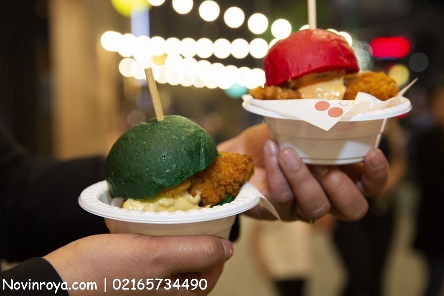 صنعت غذاهای خیابانی و حفظ محیط زیست